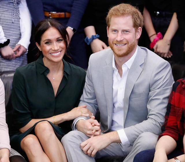 画像: メーガン妃とヘンリー王子、ロイヤルベビーと「海外移住」か