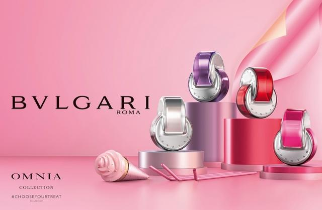 画像1: ブルガリの人気香水、スイーツみたいなカラフルなボックスで限定発売