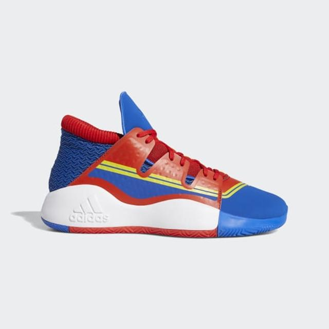 画像: キャプテン・マーベル×プロビジョン www.adidas.com