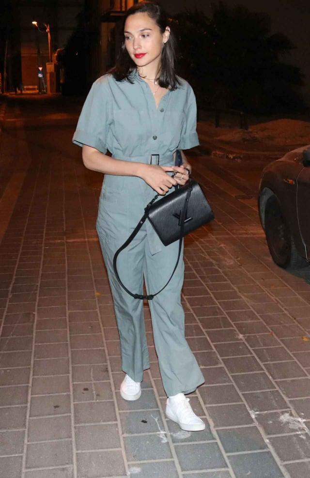 画像: 人気女優のガル・ガドット