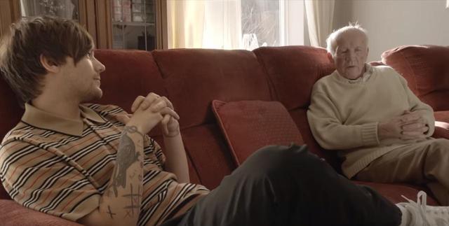 画像2: 最愛の人を亡くしたルイ・トムリンソン