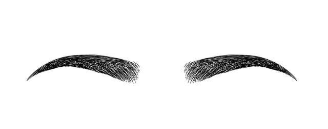 画像2: 顔が激変!セレブの眉毛ビフォー・アフターで、理想の眉毛探し♡