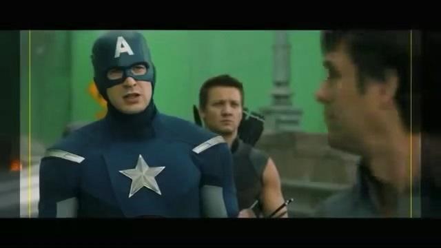 """画像1: Mark Ruffalo on Instagram: """"#TBT to my favorite Banner line from the first #Avengers film """" www.instagram.com"""
