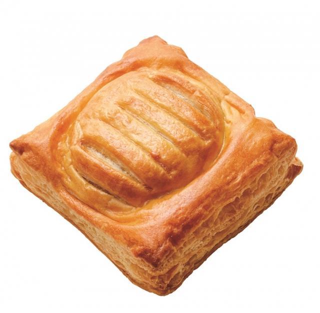 画像: ホット・セイボリーパイ ハンバーグと4種チーズ