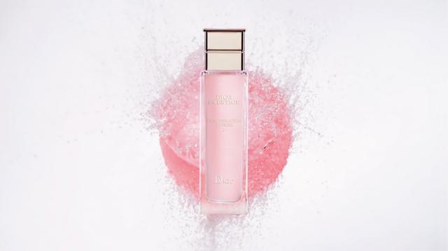 画像1: ディオール、100万粒のローズ マイクロ ドロップを配合した新化粧水