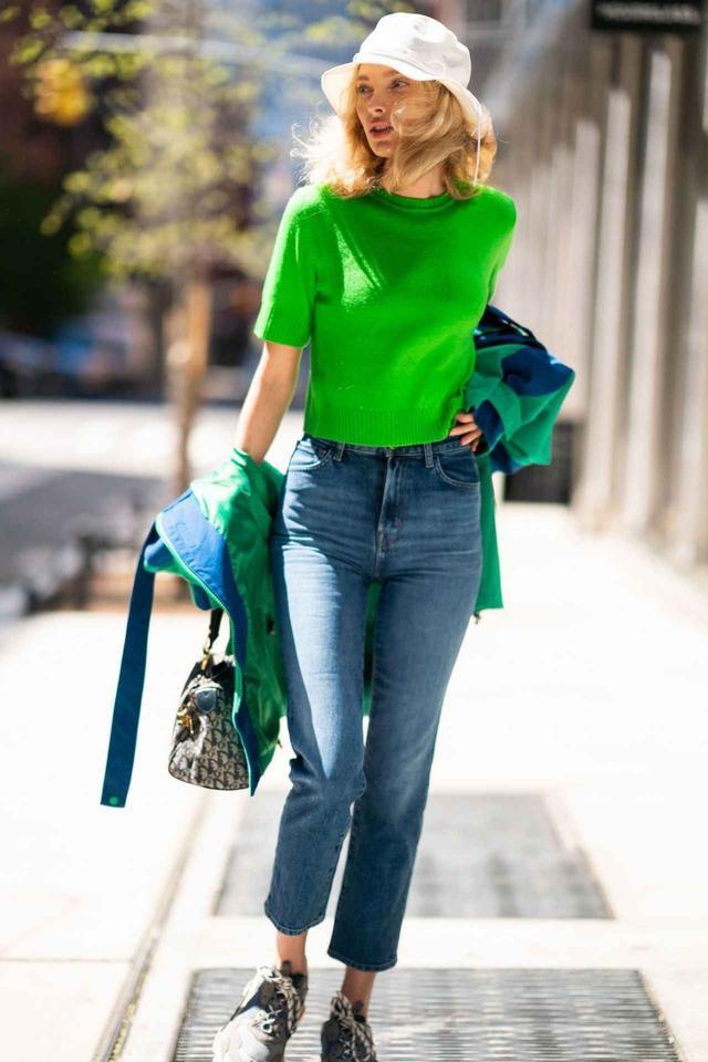 画像1: 人気モデルのエルザ・ホスク