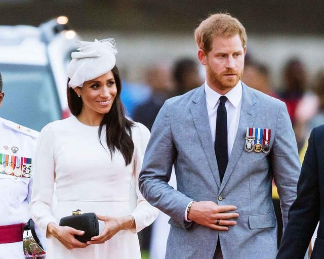 画像: メーガン妃&ヘンリー王子が姪っ子の誕生日を祝福