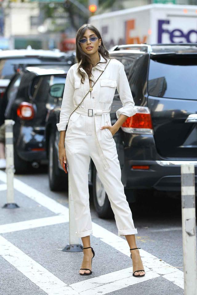 画像: モデルのララ・ガルニ