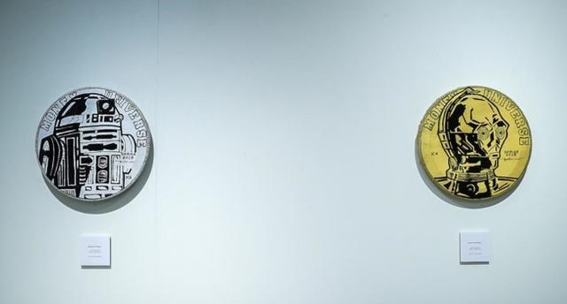 画像3: スターウォーズを題材に人間の欲望を表現した展覧会が銀座で開催
