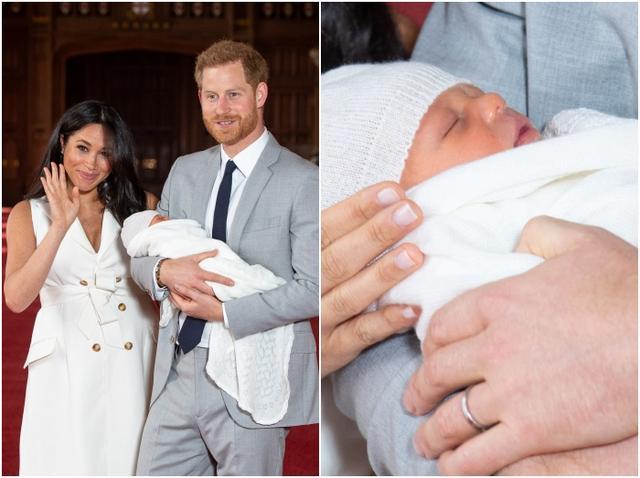 メーガン妃&ヘンリー王子、長男「アーチー」の名前の意味は