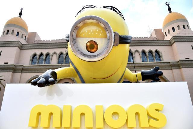 画像: 映画のみならずグッズ業界でも人気最強のキャラクター、ミニオンを生み出した。