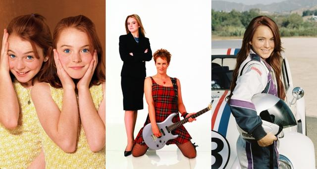 画像: 左から:『ファミリー・ゲーム/双子の天使』、『フォーチューン・クッキー』、『ハービー/機械じかけのキューピッド』。©ニュースコム