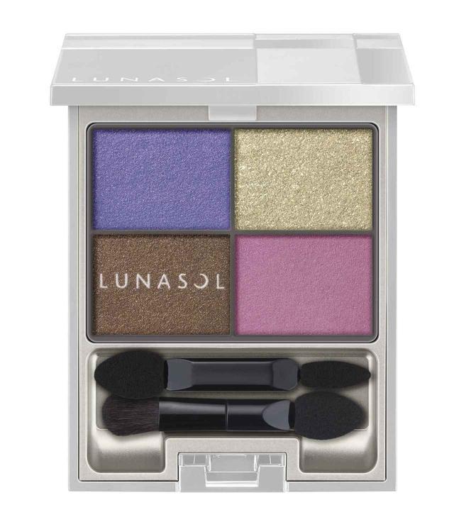 画像3: ルナソルから、自在にカラーを楽しめる10色パレットが限定発売!