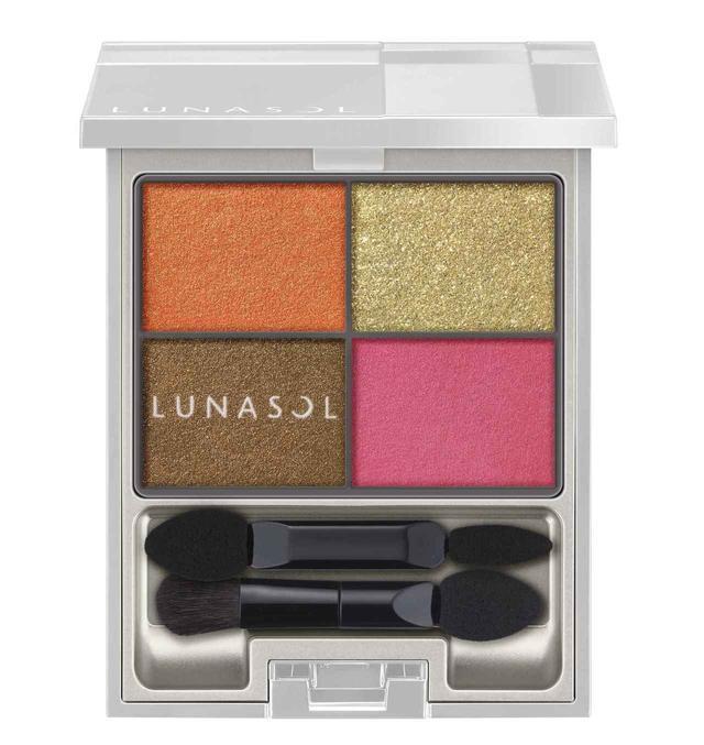画像2: ルナソルから、自在にカラーを楽しめる10色パレットが限定発売!