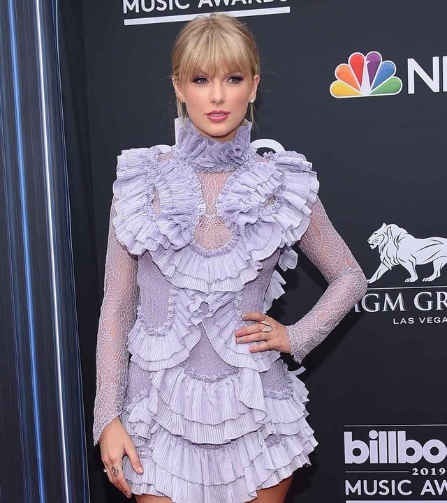 画像: Taylor Swift