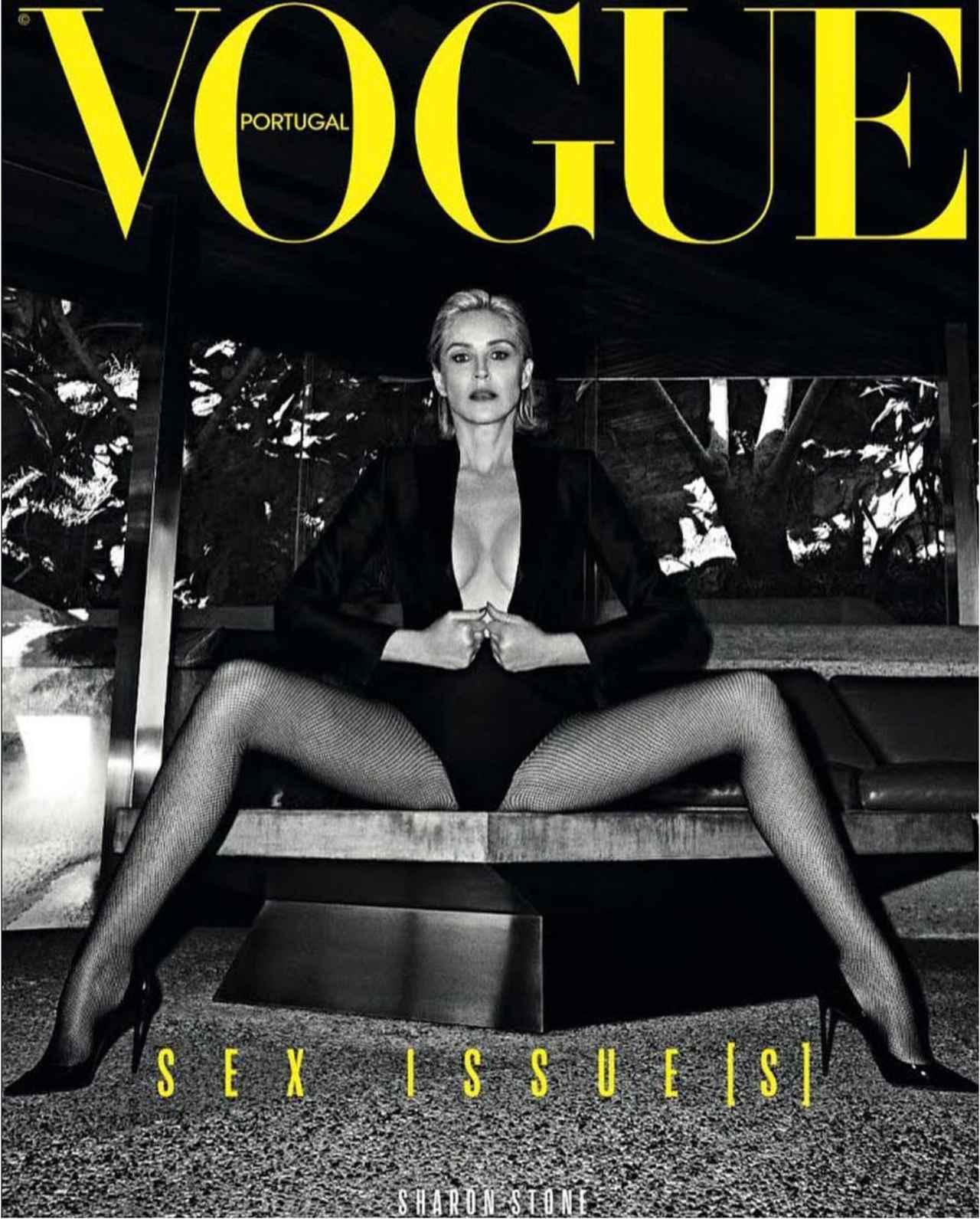 画像1: Instagram/Vogue Portugal
