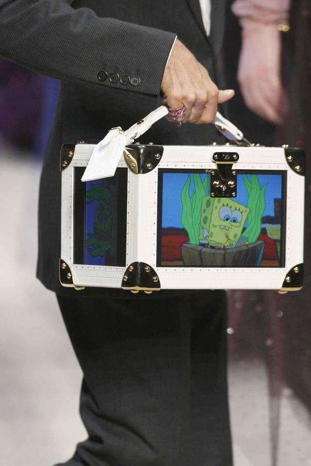 画像2: ルイ・ヴィトンがお披露目した最新バッグが近未来的すぎる
