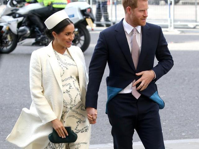 画像1: アーチーはヘンリー王子とメーガン妃の子供じゃない、イギリス王室が「誤報」