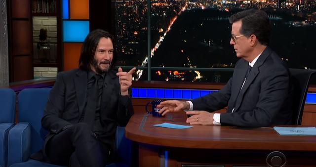 画像: ©The Late Show with Stephen Colbert/ YouTube