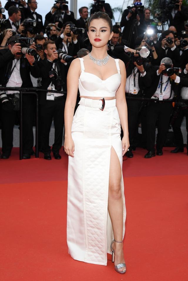 画像3: セレーナ・ゴメスがカンヌ映画祭に降臨!「攻めルック」で視線を独占