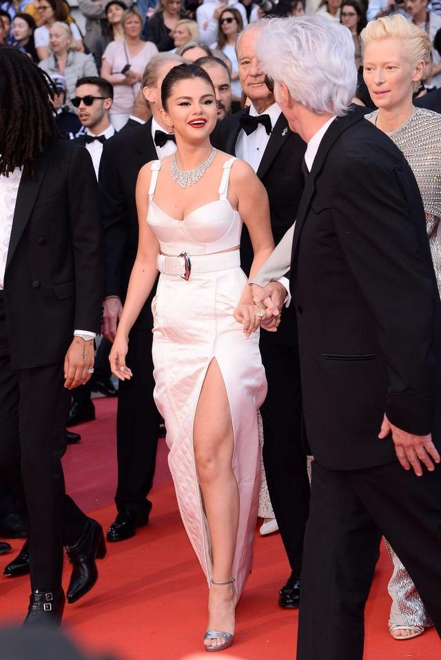 画像4: セレーナ・ゴメスがカンヌ映画祭に降臨!「攻めルック」で視線を独占