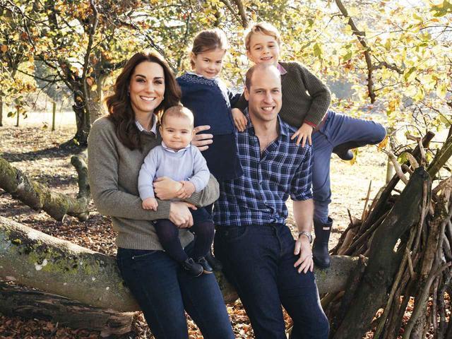 画像1: 3人の子供を育てるキャサリン妃