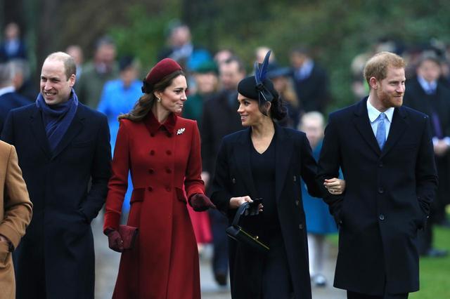 画像1: ウィリアム王子とキャサリン妃、ついにロイヤルベビー「アーチー」とご対面