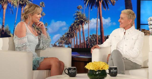 画像: ©The Ellen DeGeneres Show