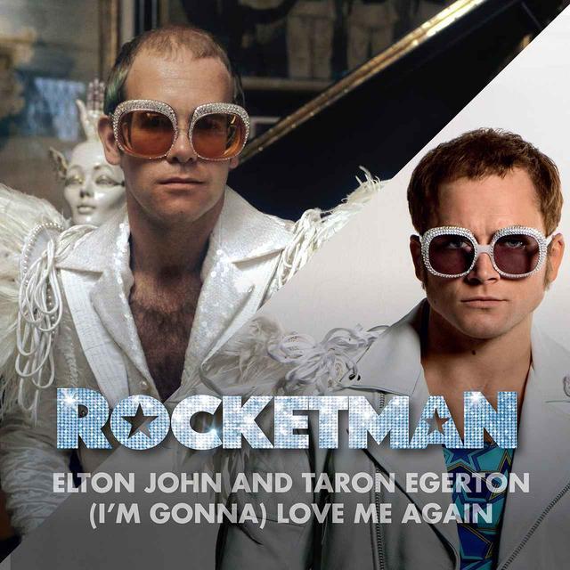 画像: 新曲「(アイム・ゴナ)ラヴ・ミー・アゲイン」のジャケット写真