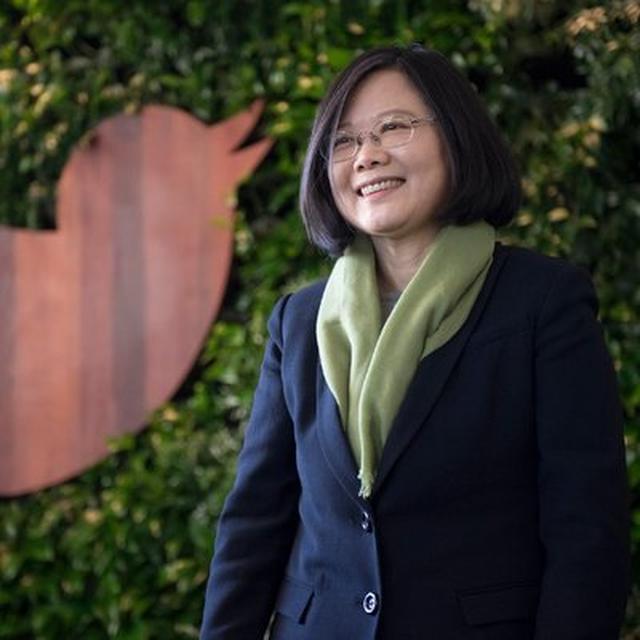 画像2: 蔡英文 Tsai Ing-wen on Twitter twitter.com