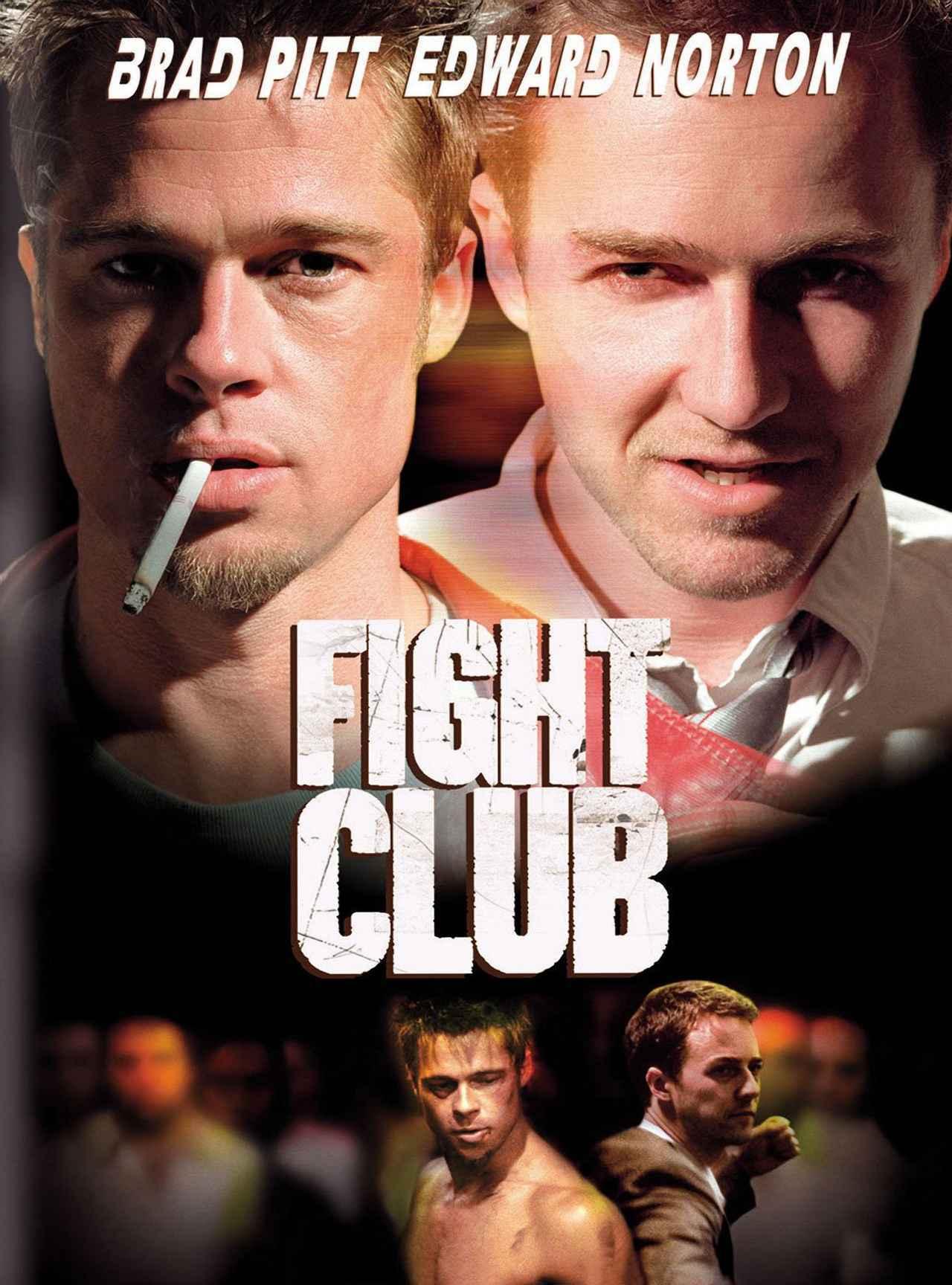 画像1: 映画『ファイト・クラブ』のレポートを「1行」で提出した大学生、100点満点を獲得