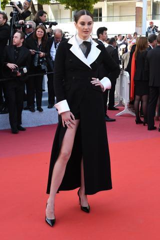 シェイリーン・ウッドリー;Dior