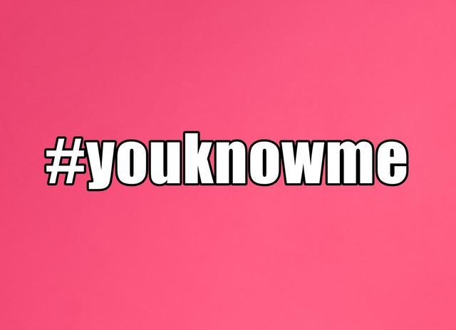 画像1: ハッシュタグ「#youknowme」で中絶を告白
