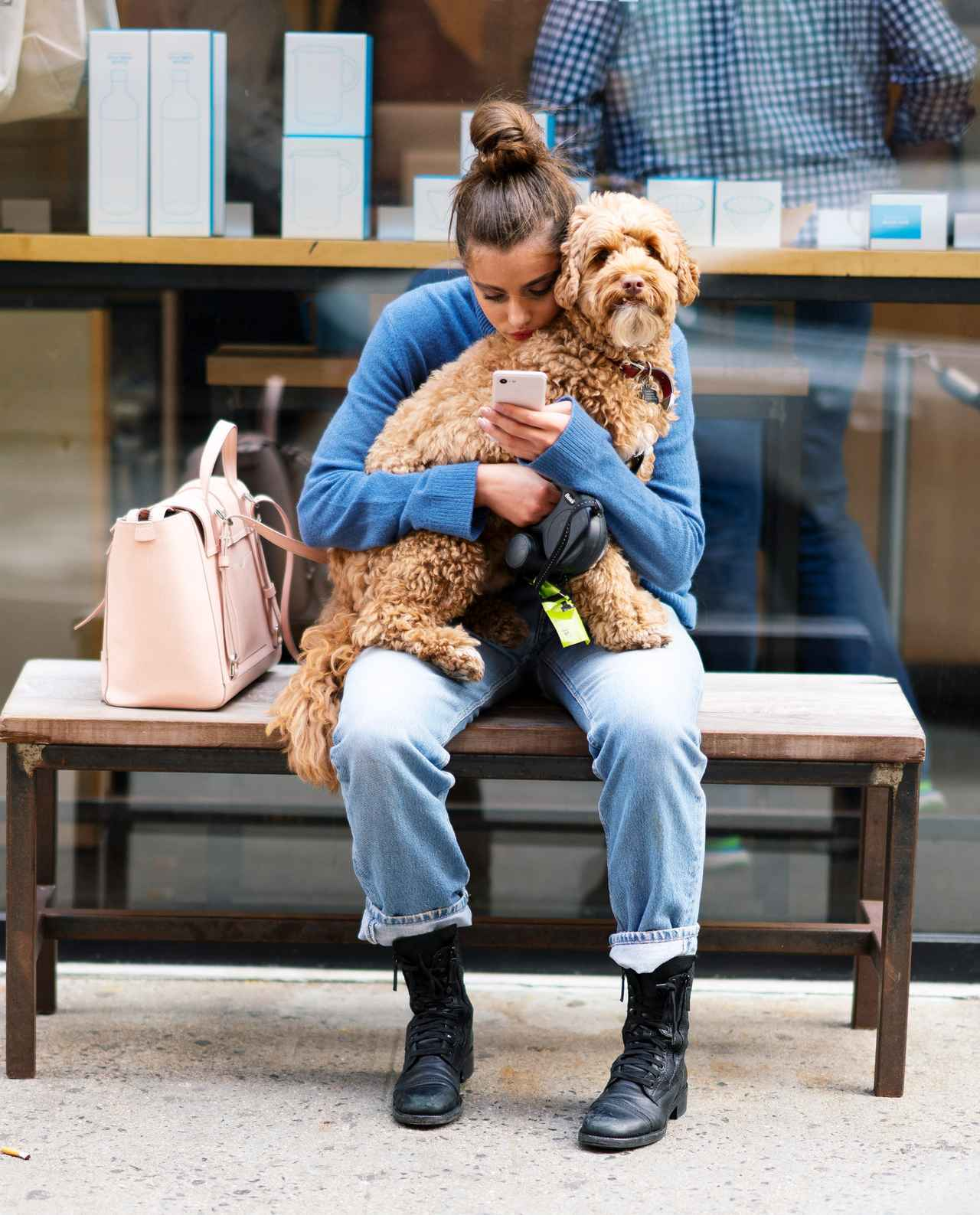 画像7: 溺愛する愛犬とブルーボトルコーヒーへ