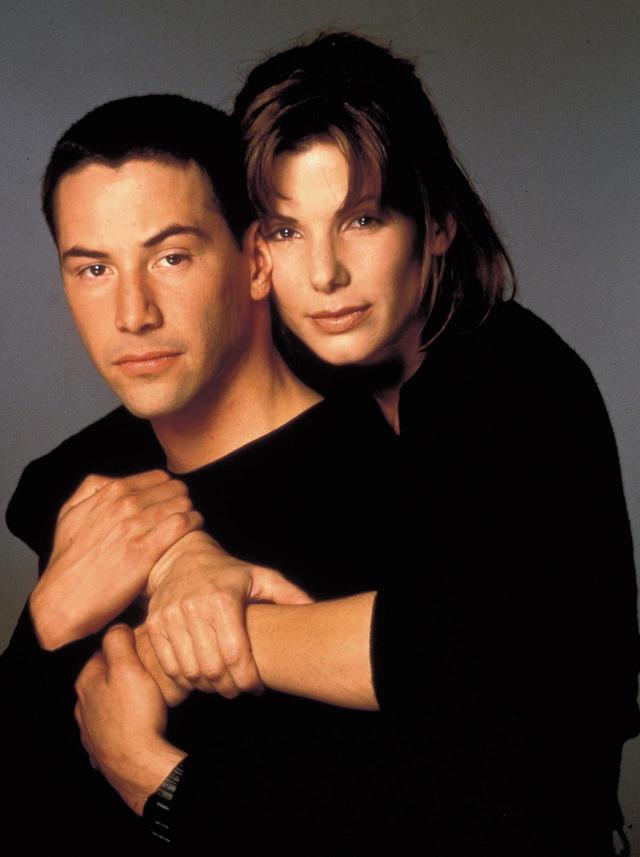 画像: 『スピード』キアヌ・リーブスとサンドラ・ブロック、25年越しのロマンス発覚