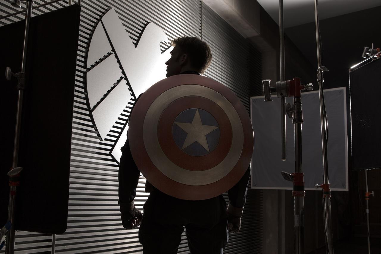 画像2: キャプテン・アメリカのサイドキックが主演