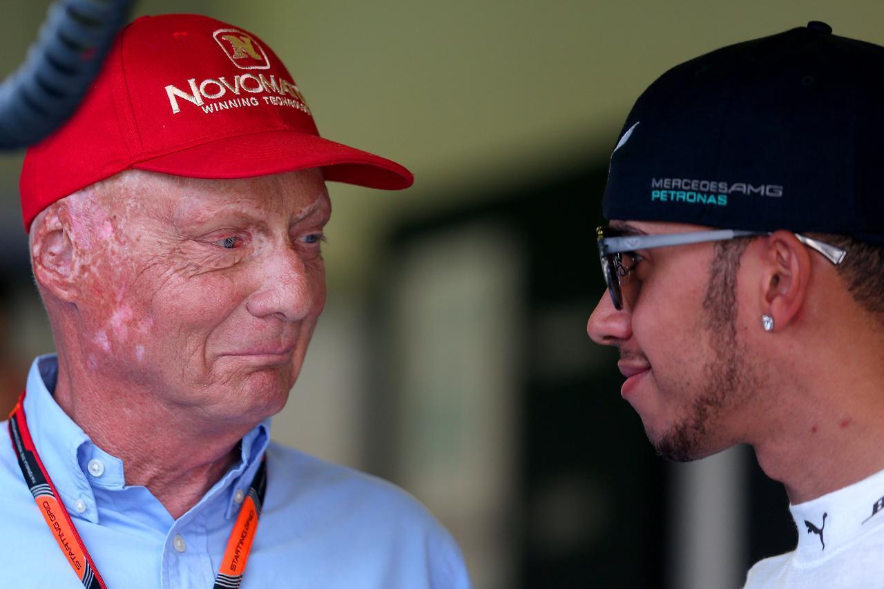 画像: F1のレジェンド、ニキ・ラウダが70歳で死去
