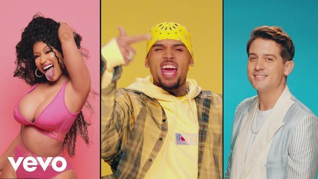 画像: Chris Brown - Wobble Up (Official Video) ft. Nicki Minaj, G-Eazy www.youtube.com