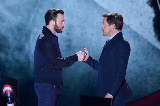 画像4: まるで少年のようなロバートとクリス