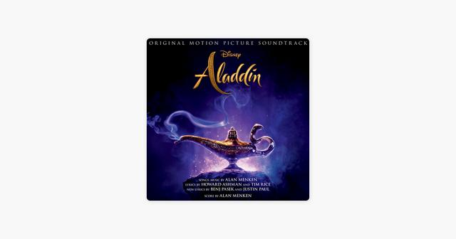 画像: ‎Aladdin (Original Motion Picture Soundtrack) by Various Artists