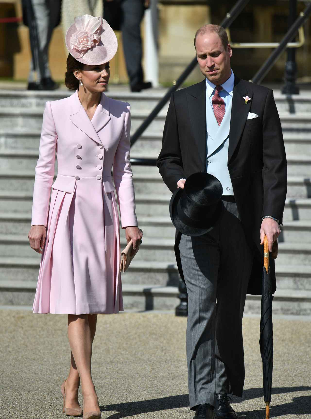 画像3: キャサリン妃とウィリアム王子の姿がまるで「あのディズニー映画」のワンシーン