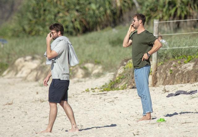 画像3: クリスとリアムが故郷で再会