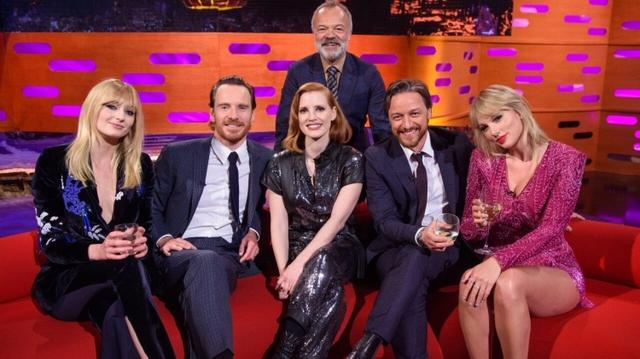 画像1: ©The Graham Norton Show