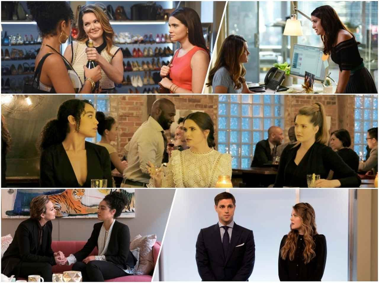 画像: 働く女性必見!『NYガールズ・ダイアリー』が海外の「キャリ女」に支持されている理由 - フロントロウ