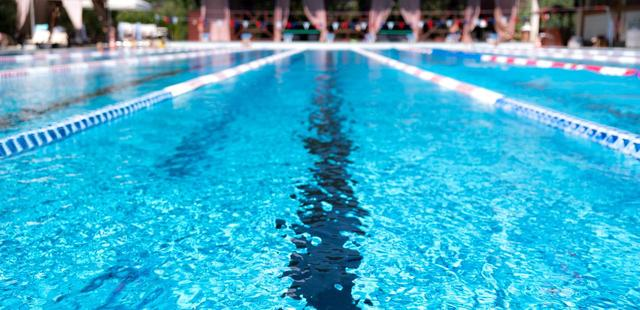 画像: 月曜日:水泳