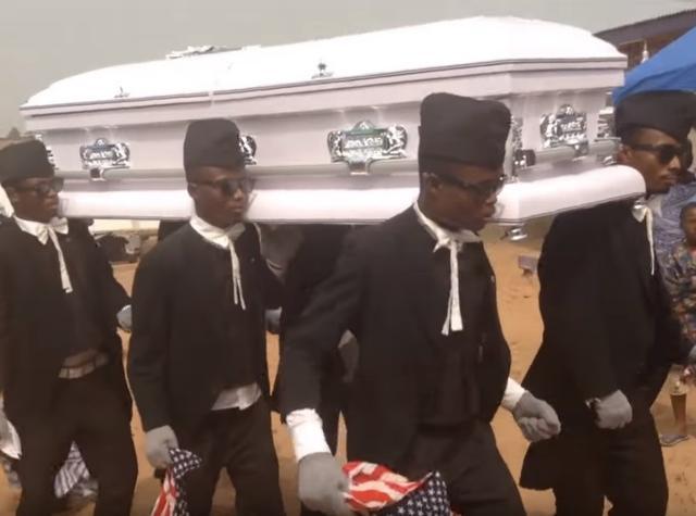 葬式 ダンス 曲