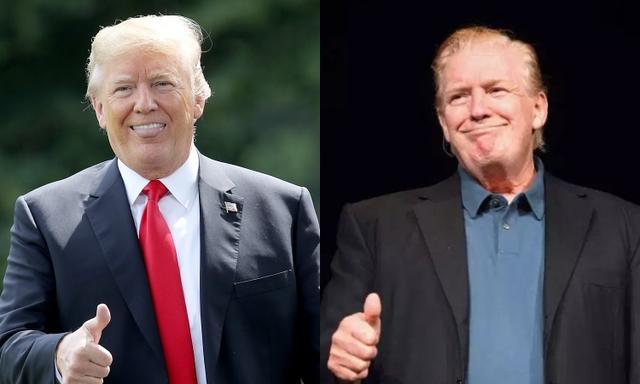 画像: 定番へアのトランプ大統領とオールバックのトランプ大統領。新へアのほうが「爽やかで威厳があるように見える」との意見も。