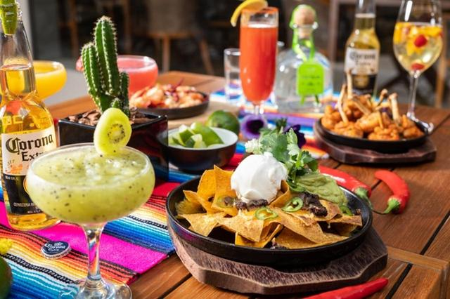画像1: グランド ハイアット、メキシカンをテーマにしたビアガーデンがスタート