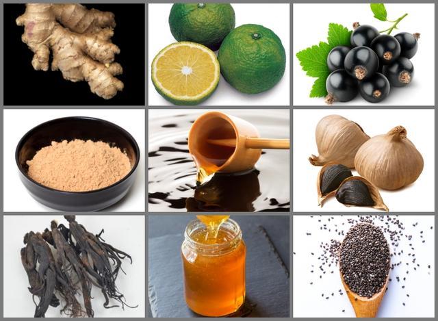 画像: 【ダイエットを応援する9種類の黒成分】
