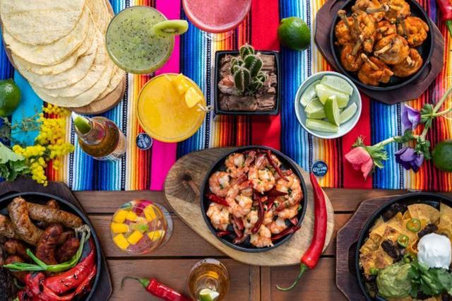 画像2: グランド ハイアット、メキシカンをテーマにしたビアガーデンがスタート
